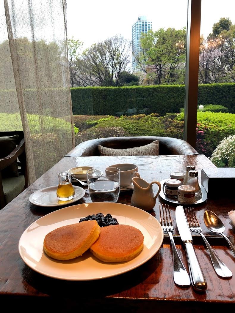 ハイアットリージェンシーの朝食